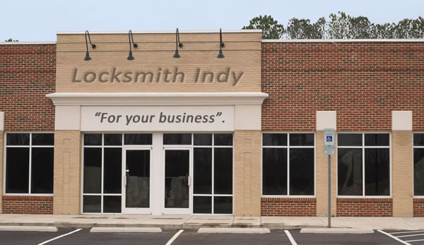 commercial locksmith service in Indianapolis